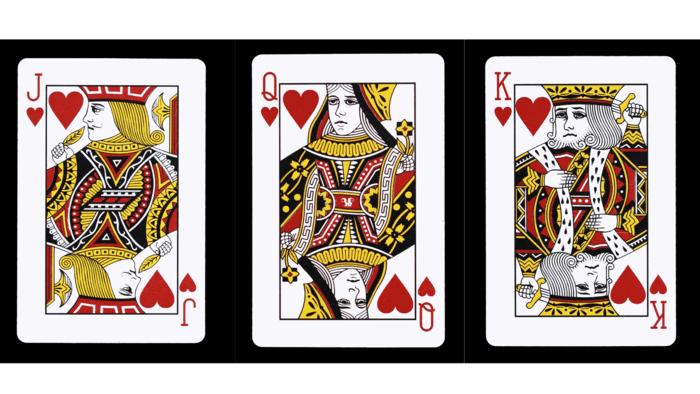 トランプ、意味、カード