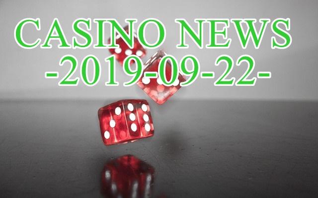 カジノニュース、casino news