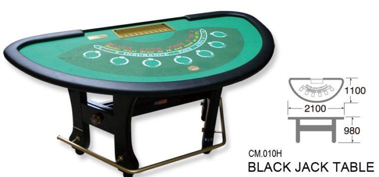 カジノテーブル、自作、DIY