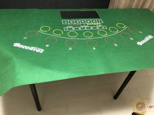 DIY、カジノ、テーブル、自作