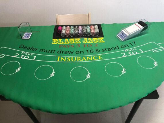 ブラックジャック、カジノ、テーブル