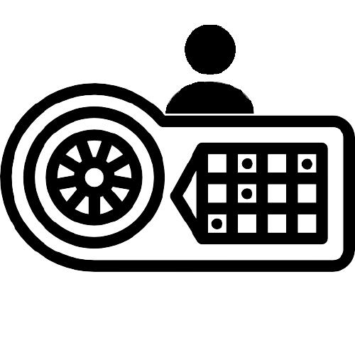 カジノ、ピクトグラム、casino、pictogram